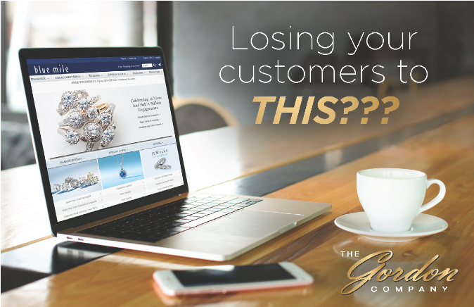 Losing Customers to the Internet?