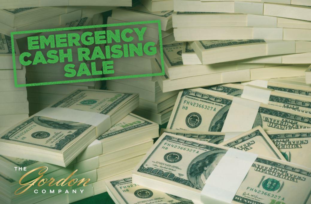 Emergency Cash Raising